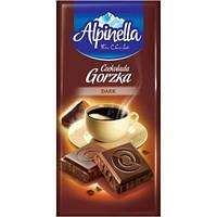 Шоколад альпинелла чорний