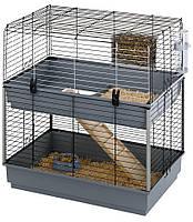 Ferplast CAVIE 80 DOUBLE Двухэтажная клетка для морских свинок