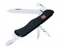 Нож Victorinox 0.8353.3 Nomad Военный Армейский многофункциональный нож