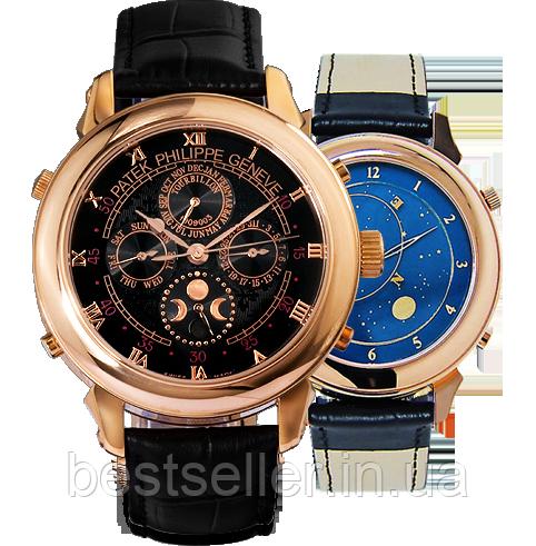 32d249626b1a Часы Patek Philippe Sky Moon Tourbillon Gold. Replica: ААА ...
