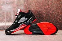 "3fe49e9c Кроссовки мужские Nike Air Jordan 5 Low ""Alternate"" / AJM-448 (Реплика"