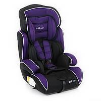 Автокресло Джой 2016 Joie 9-36 кг группа 1-2-3 детское автомобильное кресло фиолетовый