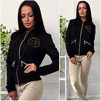 Стильная женская легкая куртка