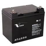 Аккумулятор Vision 12V 33Ah 6FM33E-X