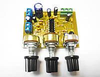 Автомобильный фильтр сабвуфера 12В