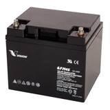 Акумулятор Vision 12V 45Ah 6FM45-X
