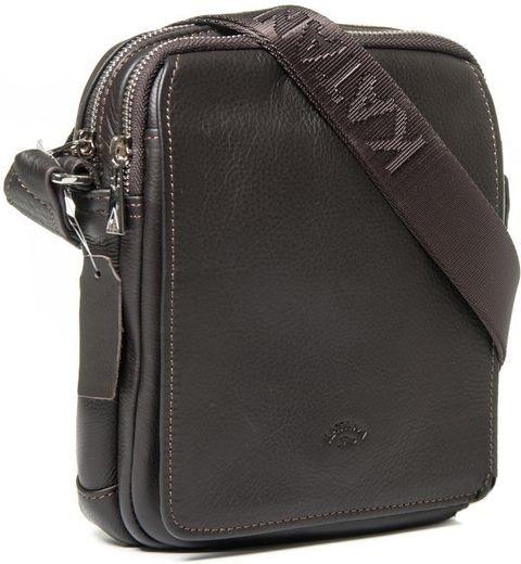 e8587cfebcba Мужская сумка кожаная Katana k89104-2 коричневый — только ...