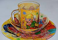 Детский набор посуды Winx (3 предмета)