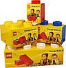 Восьми точечный розовый контейнер для хранения Lego PlastTeam 40041739, фото 2