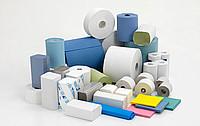 Бумажная продукция(салфетки, туалетная бумага,полотенца)