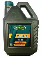 Масло моторное OIL RIGHT М10Г2к SAE 30 CC (20л/16,4кг), минеральное 4107283