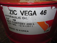 Масло гидравлическое ZIC H 46 (Бочка 200л), 4107879314