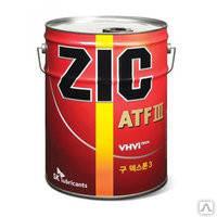 Масло трансмиссионное ZIC ATF-III (Бочка 20л), полусинтетика 4107879269
