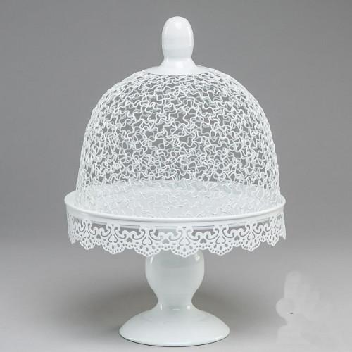 Ажурная подставка для торта (26*34 см) - Soroka в Запорожье