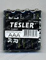 Батарейки  TESLER ECO Series LR03 SIZE AAA 4 штуки полиэтилен