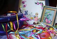 Ленты и тесьма для вышивки и декора пометрово