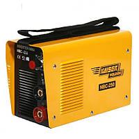 Сварочный инвертор KAISER MMA-250, 250 ампер, Электрод 2-4, Германия