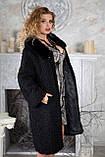 """Шуба из черного каракуля """"Зарина"""" karakul jacket coat furcoat, фото 3"""