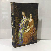 Книга-шкатулка картина