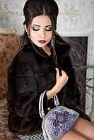 """Полушубок из норки  """"Вероника"""" Real mink fur coats jackets, фото 1"""