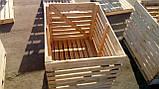 Контейнер деревянный 1600*1200*1200, фото 2