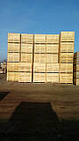 Контейнер деревянный 1600*1200*1200, фото 4