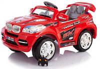 Детский Электромобиль Festa Джип BMW серии X красный на радиоуправлении