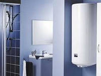 Установка (монтаж) водонагревателя