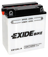 Аккумулятор Exide 12V 12AH/165A (EB12AL-A)