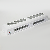 Электрическая тепловая завеса 10.8 кВт горизонтальная