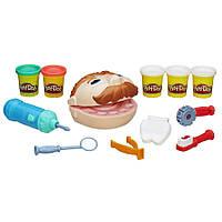 Play-Doh Игровой набор Зубастик Стаматолог Doctor Drill N Fill Playset B5520