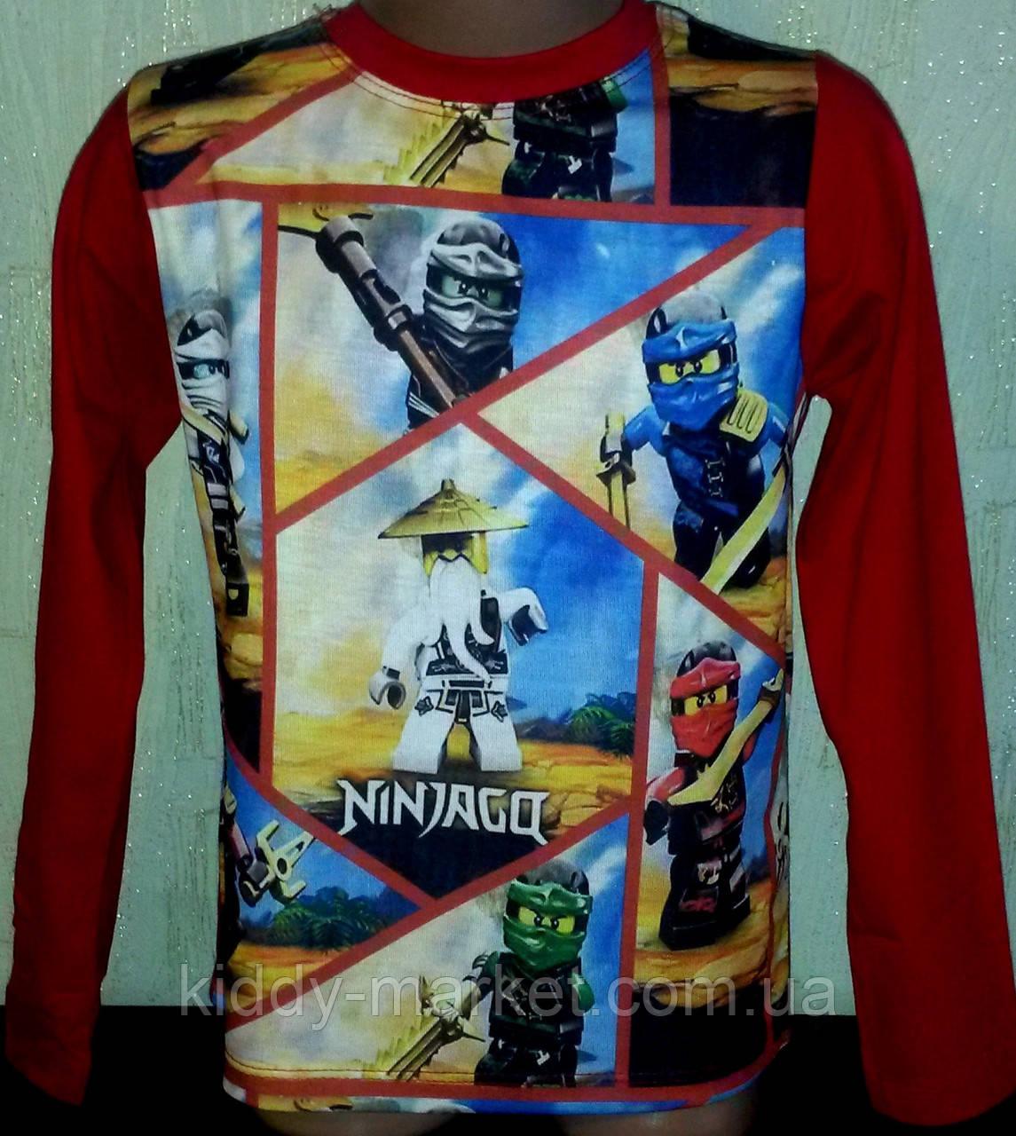 Джемпер  для мальчика Ниндзяго,ниндзя Ninjago,Нинзяго