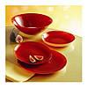 Сервиз столовый Luminarc Stonemania Red 19 предметов ударопрочное стекло (5720H)