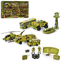 Игровой набор Военной техники 999-049 D