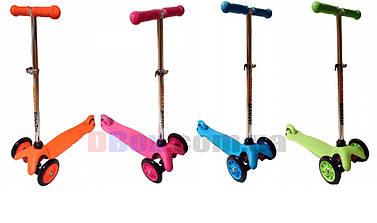 Самокат детский Scooter Mini (регулировка руля) PU