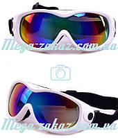 Маска горнолыжная/лыжные очки Spyder Energy: Белый (White)