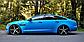 Матовая пленка Arlon 911 Matte Riviera Blue, фото 3