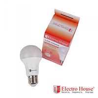 Светодиодная лампа ElectroHouse E27 10W