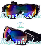 Маска горнолыжная/лыжные очки Spyder Energy: Черный (Black)