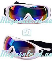 Маска горнолыжная/лыжные очки Spyder Energy: Белый (White), фото 1