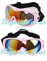 Маска гірськолижна/лижні окуляри Spyder Energy: Рожевий (Pink)