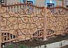 Бетонный забор, подготовка и окраска.