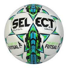 Мяч футзальный SELECT MIMAS 4 Белый