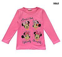 Кофта Minnie Mouse для девочки. 1-2; 7-8 лет, фото 1