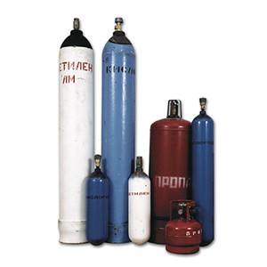 Баллоны газовые