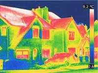 Экспертиза дома с помощью тепловизора