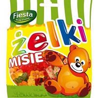 Желейні цукерки Zelki ведмедики 80г
