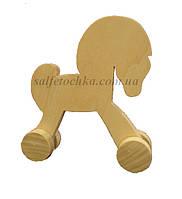 Лошадка деревянная № 4