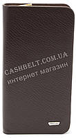 Кошелек мужской темно коричневого цвета Fuerdani art. 9901-5