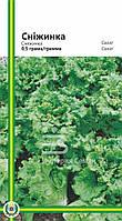 Семена салатаСнежинка                                         (любительская упаковка)0,5гр